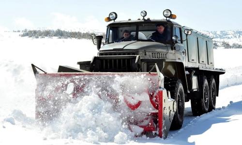 Выбор снегоуборочной техники