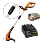 Аккумуляторный триммер для травы AccuMaster