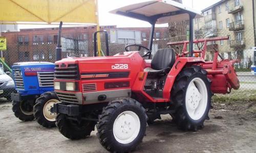 Мини-тракторы для огорода