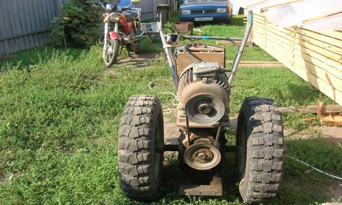 Мотокультиватор для огорода