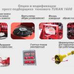 Опции и модификации тюкового пресс-подборщика