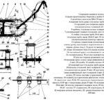 Схема мотопогрузчика