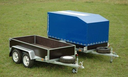 Прицепы для перевозки грузов