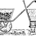 Принцип работы картофелесажалки