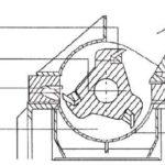 Устройство роторного механизма