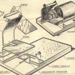 Устройство наждака из движка старой стиральной машинки