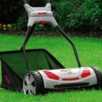 Автоматизированная шпиндельная газонокосилка