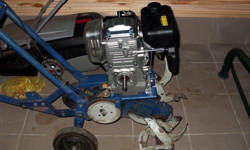 Самостоятельный ремонт мотокультиватора