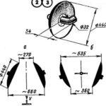 Схема изготовления дисков для пропольника