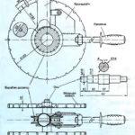 Схема мини-сеялки