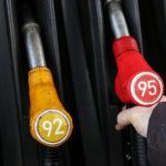 Заправки культиватора бензином определенных марок