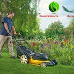 Экологичность и легкость электрической газонокосилки