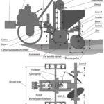 Схема картофелесажалки для мотоблока