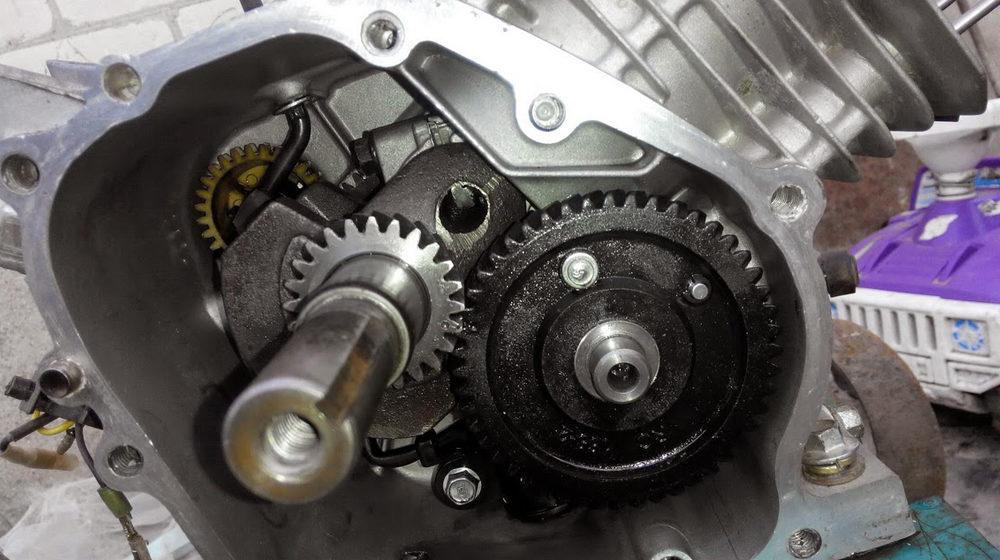 Самостоятельный ремонт мотоблока