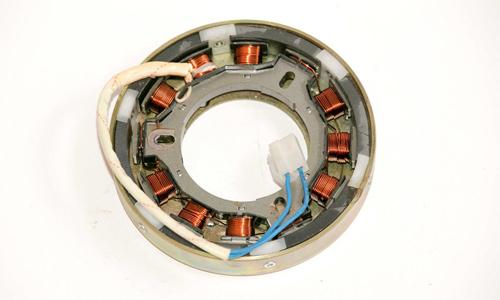 Генератор двигателя мотоблока