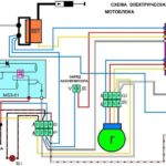 Электрическая схема мотоблока